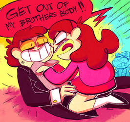Oh brother by Caramelkeks