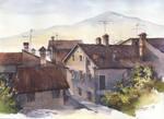 Feltre. Italy by Sukhotskaya
