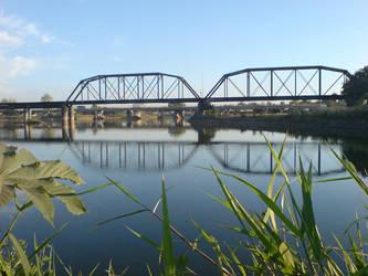 The Black Bridge of Culiacan by Rockte