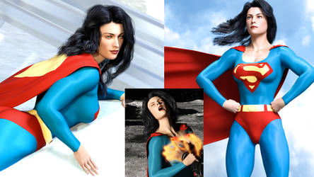 Superwoman - image set by rustedpeaces