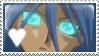 Kisara Fan Stamp by NHS-5