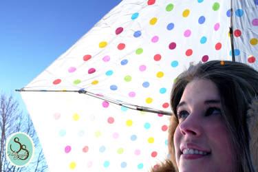 Polka Dots and Sunshine by ShutterSugar