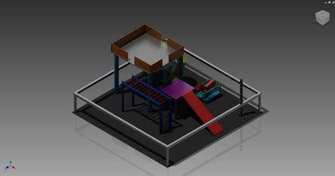 GTT Playground Render (View 1) by ChromeFusion44