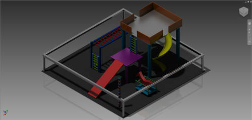 GTT Playground Render (View 2) by ChromeFusion44