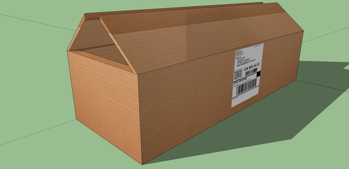 3D Box by ChromeFusion44