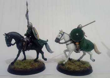 Riders of Rohan (6) by ElrondPeredhel