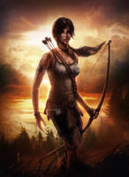 Tomb Raider Reborn by MattiasFahlberg