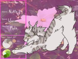 . nettlejaw by Hollyleafthewarriorc