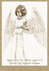 Request for: xx-black-angel-xx by mystical-enigma