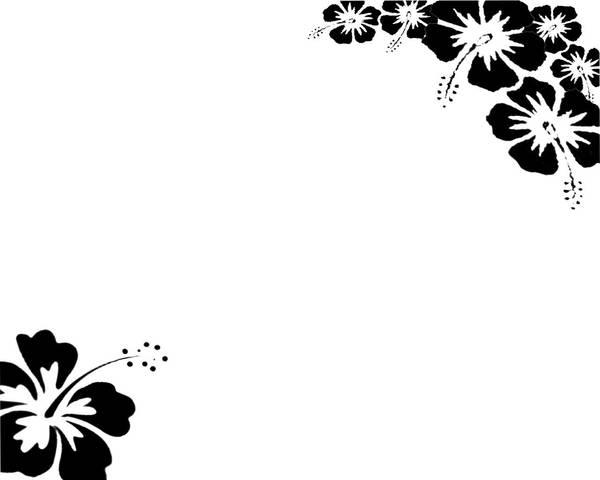 Blackwhite Flower Wallpaper By Revenniaga Real On Deviantart