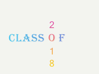 Classof2018 by orz23333