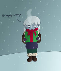 Amulet: Happy Holidays by MidnightTheInsomniac