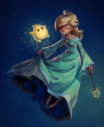 Mother of the universe by lulles