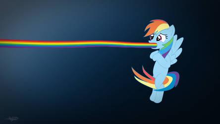 Rainbow Dash - My Little Pony by TheSaigou