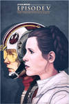 Luke And Leia by Aste17