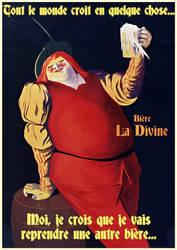 Biere La Divine by Aste17