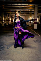 Liliana of the Veil by Eternal-Aranel