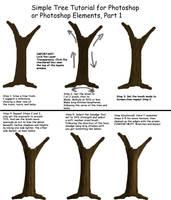 Tree tutorial Part 1 by Tephra76