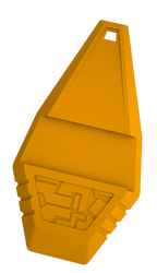 digimon tag 3d model by portadorX