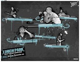 Linkin.Park by kontrastt