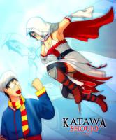 Katawa Shoujo Rin's Creed by SaBeR2T