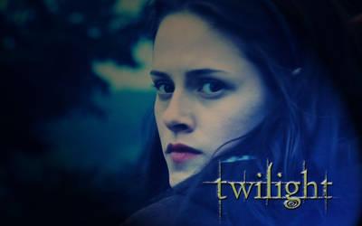 Twilight Widescreen - Bella by nitinkhatri