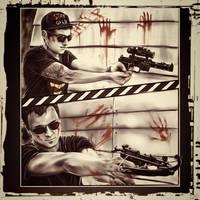 Froid Zombie Apokalypse by ColdBe