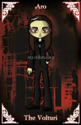 Twilight - The Volturi - Aro by mystikmalice