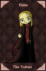Twilight - The Volturi - Caius by mystikmalice