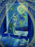 lullaby by AokiAvsen