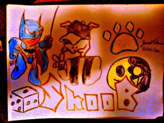 Story Art Of My Life -SkooB 5/29/16 by SkoobyForever