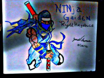 Ninja Gaiden - SkooB 8/28/16 by SkoobyForever
