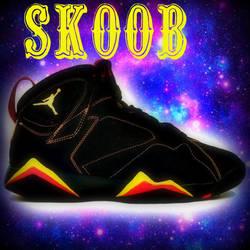 Nike SkooBy Air Jordan -SkooB 12/12/16 by SkoobyForever