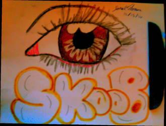 Open Your Eyes -SkooB 12/13/16 by SkoobyForever