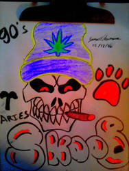 SkooB Bone -SkooB 12/18/16 by SkoobyForever