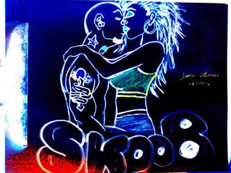 By My Side -SkooB 12/19/16 by SkoobyForever