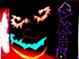 Trippy Joker -SkooB 12/19/16 by SkoobyForever