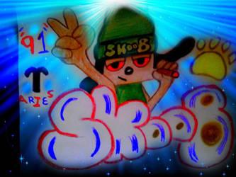 Skooby Trippy Dawg! -SkooB 1/13/17 by SkoobyForever