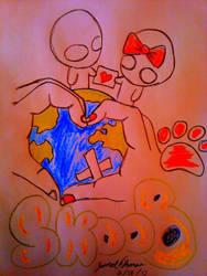 My Lust For You Dawg! -SkooB 2/18/17 by SkoobyForever