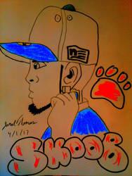 I Am Who I Am! -SkooB 4/1/17 by SkoobyForever