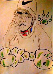 SkooBy Dawg! -SkooB 9/4/17 by SkoobyForever