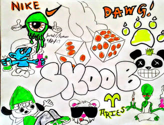 I Am SkooBy Dawg! -SkooB 11/22/17 by SkoobyForever