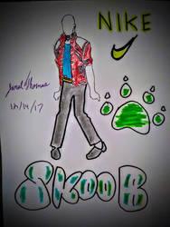 SkooBy MJ Beat It Dawg! -SkooB 12/14/17 by SkoobyForever