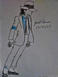 MJ by SkoobyForever