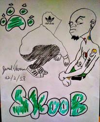 SkooB Life! - Jamal Thomas 12/2/18 by SkoobyForever