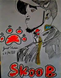 SkooBy Forever Dawg! - Jamal Thomas 12/4/18 by SkoobyForever
