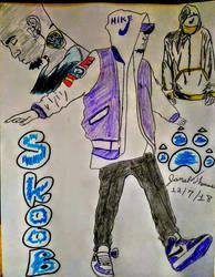 SkooBy Fo Life Dawg! - Jamal Thomas 12/7/18 by SkoobyForever