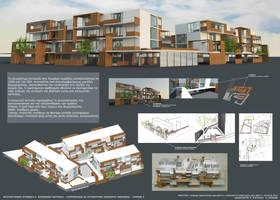 Public Housing Complex - Amfithea Str by seventhsong