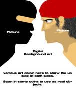 Pirate vs. Ninja: part 1 by ZookTDribit