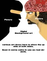 Pirate vs. Ninja: Part 2 by ZookTDribit